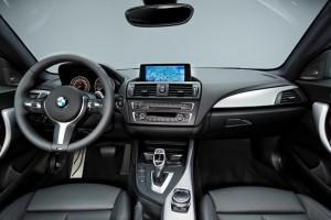 BMW 2er Coupé Cockpit