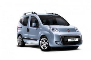 Fiat Qubo Natural Power 2014