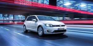 VW Golf 7 GTE 2014