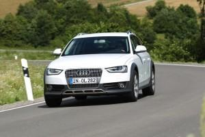 audi a4 allroad test