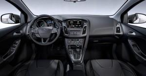 ford focus 2014 cockpit