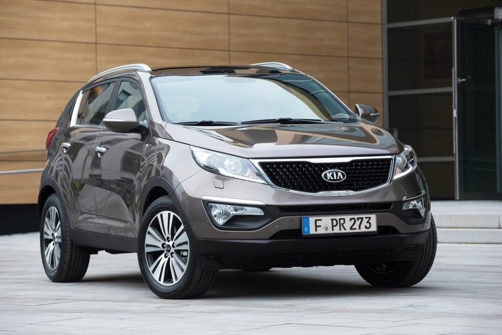 kia sportage 2014 neues suv ab sofort bestellbar. Black Bedroom Furniture Sets. Home Design Ideas