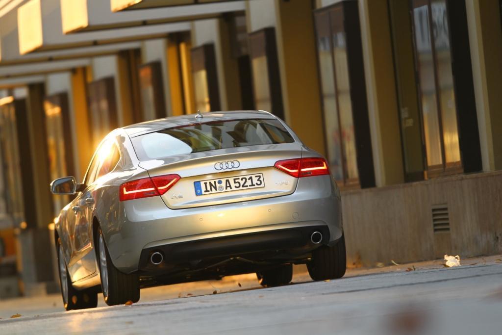 Audi A5 Sportback 1 8 Tfsi Test Potente Basis F 252 R Ein