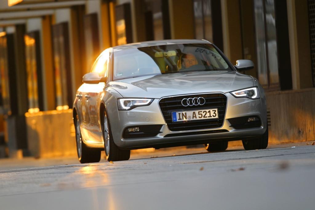 Audi A5 Sportback 2 0 Tdi Ultra Test Das Etwas Andere