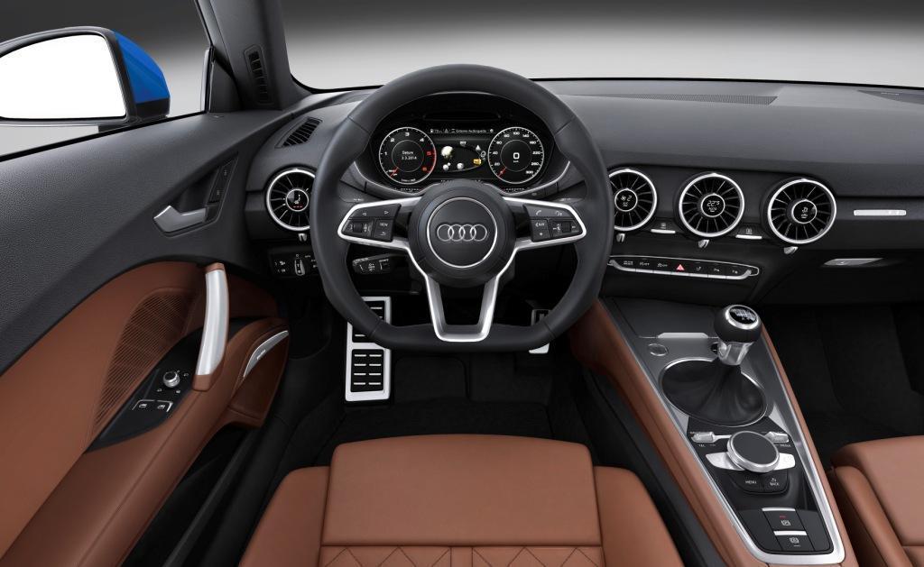 Audi Tt 2014 Vorstellung In Genf Meinauto De