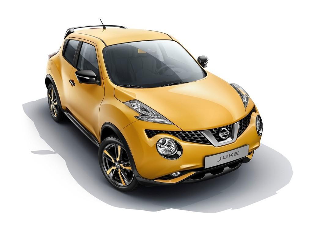 Nissan Juke 2014: Kleinwagen wird zum Unikat - MeinAuto.de