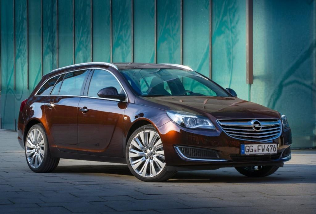 opel insignia sports tourer test modellpflege einmal. Black Bedroom Furniture Sets. Home Design Ideas