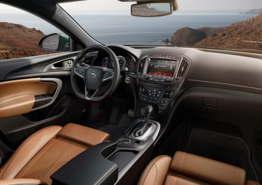 Opel Insignia Sports Tourer Test Modellpflege Einmal