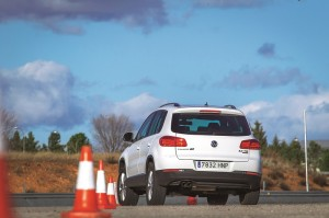 vw tiguan test 2014