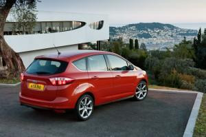 Ford C-Max hinten