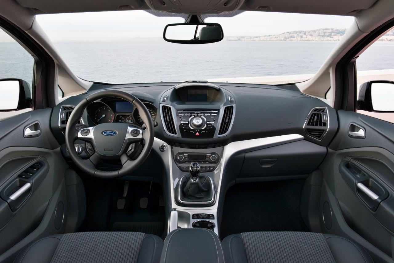 Ford C Max Test Wie Sieht Der Perfekte Familien Van Aus Meinautode