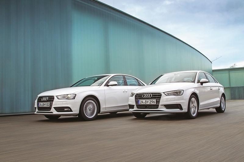 Audi A3 Vs A4 Test Kompakt Mittel Oder Einfach Nur