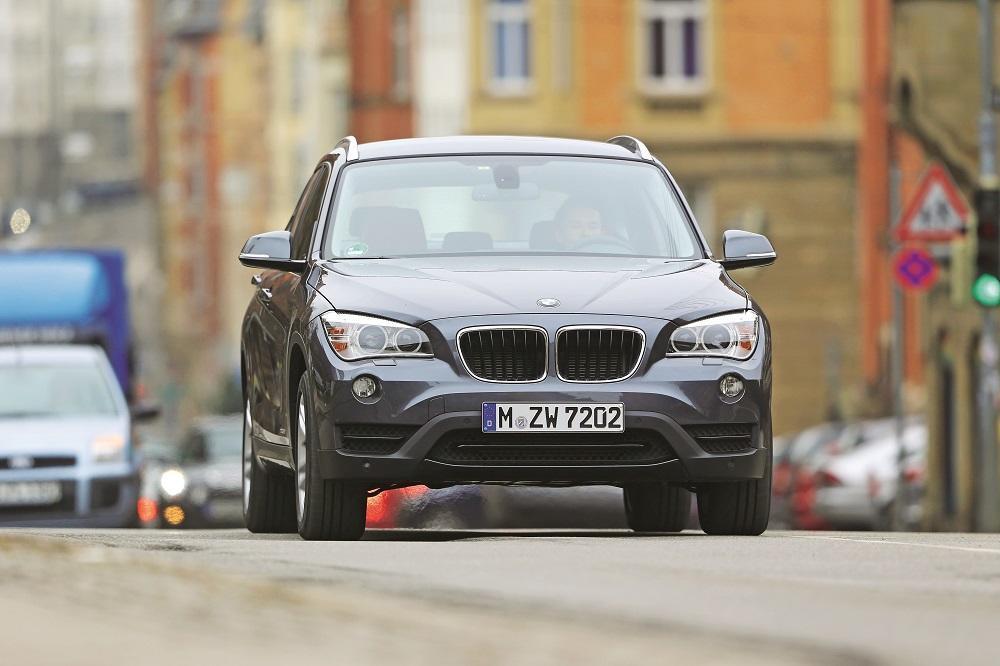 bmw x1 18d test: kleiner diesel, große wirkung? - meinauto.de
