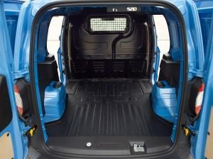 Ford Transit Courier 2014 laderaum