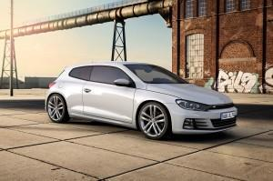 VW Scirocco 2014 R-Line