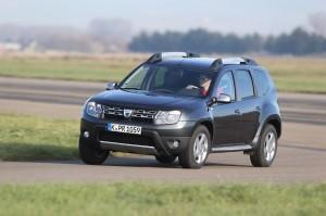 dacia duster 2014 test