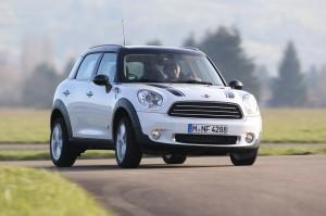 mini countryman 2014 test