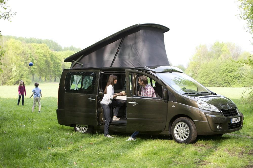 peugeot expert patagonia westfalia f r campingfreunde. Black Bedroom Furniture Sets. Home Design Ideas