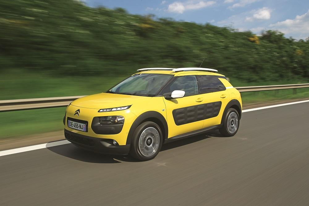 citroen c4 cactus bluehdi 100 test gen gsam wie ein kaktus. Black Bedroom Furniture Sets. Home Design Ideas