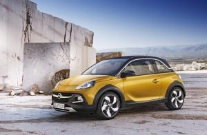 opel adam rocks 2014