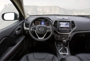 Jeep Cherokee 2014 Cockpit