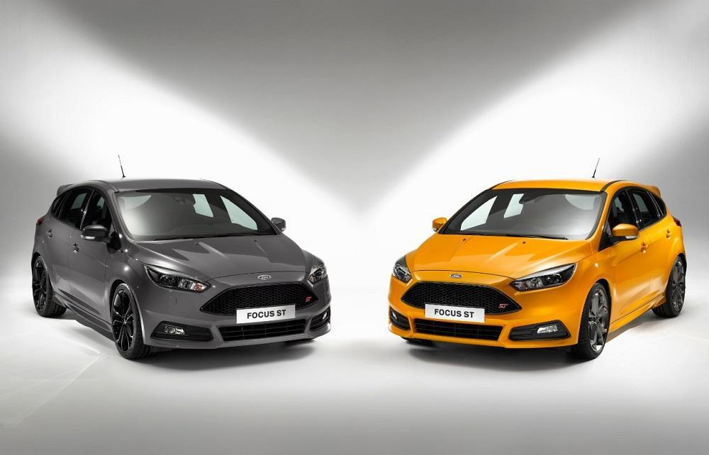 ford focus st 2014 diesel mit viel ps. Black Bedroom Furniture Sets. Home Design Ideas