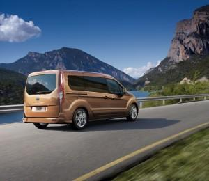 ford tourneo connect 2014 hinten