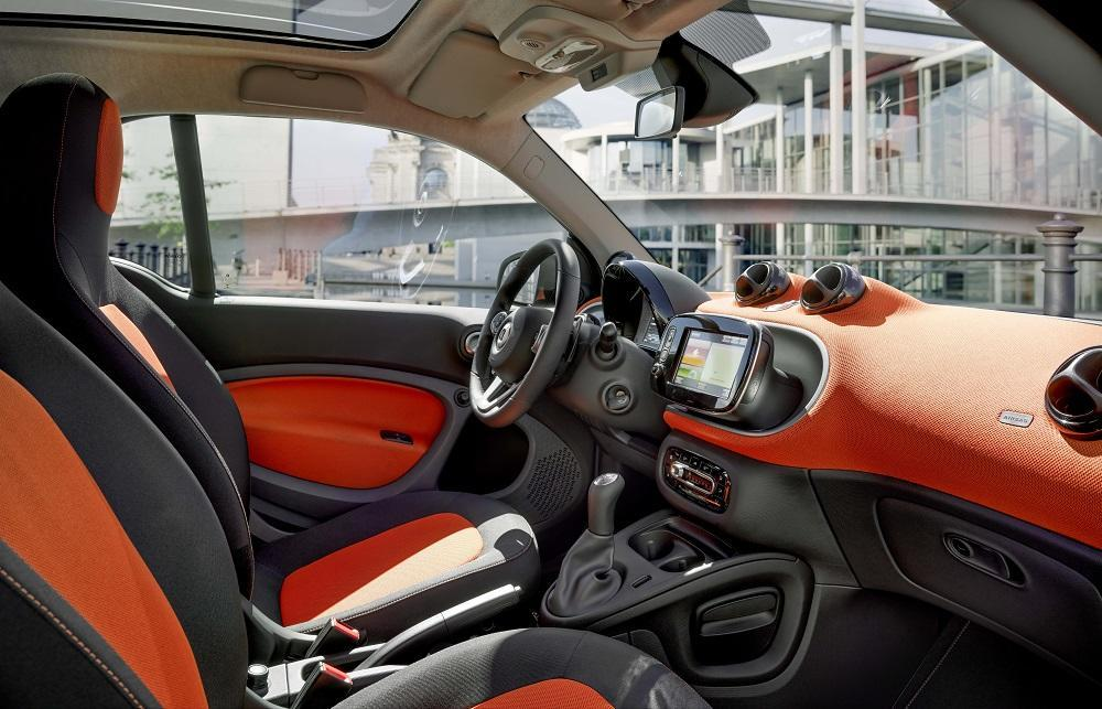 smart fortwo forfour 2014 mit zwei und vier t ren. Black Bedroom Furniture Sets. Home Design Ideas