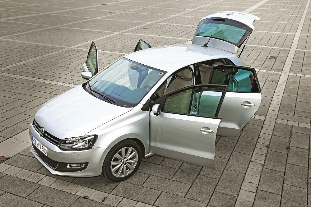vw polo 1 2 tsi bluemotion test haben der kleine jetzt den blues. Black Bedroom Furniture Sets. Home Design Ideas