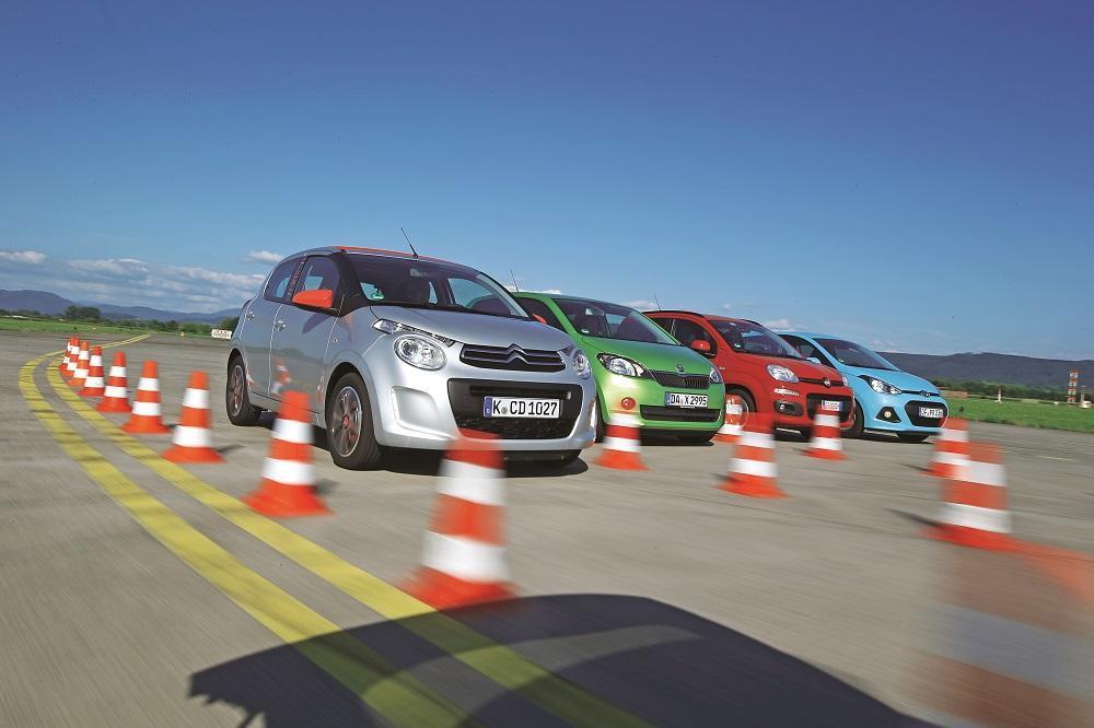 VW up!, Skoda Citigo & Co. – die Top 10 Stadtautos im ...