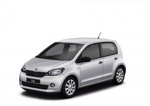 skoda citigo cool edition 2014