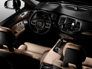 volvo xc90 2014 cockpit paris