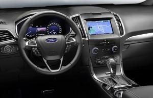 ford s-max 2014 cockpit