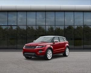 Range Rover Evoque union 2014