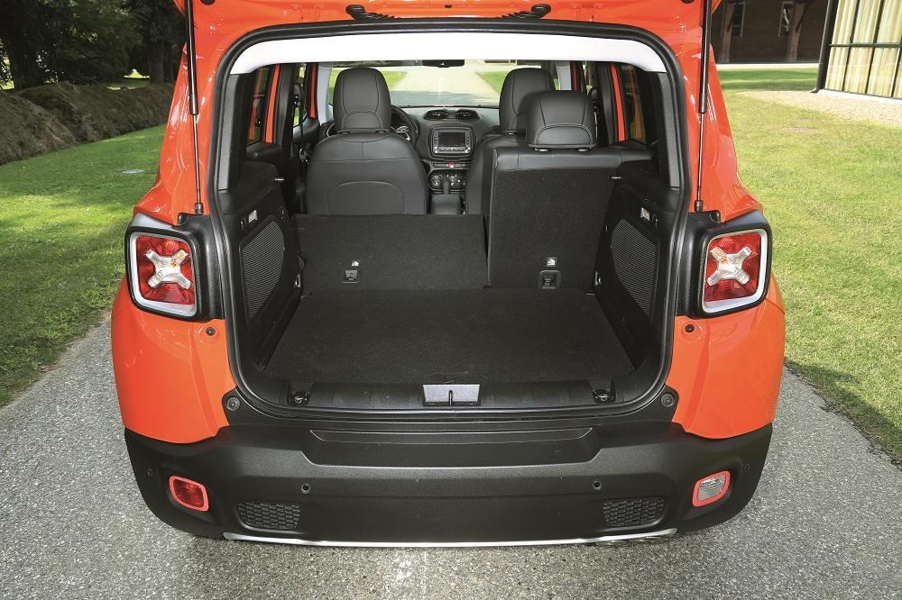 jeep renegade 2 0 multijet test den eigenen weg gehen. Black Bedroom Furniture Sets. Home Design Ideas