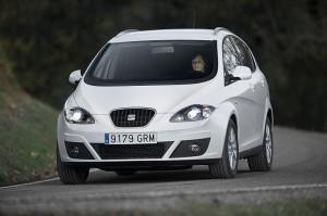 seat altea xl 2014