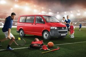 vw transporter original 2014