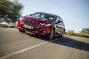 ford mondeo 2015 test