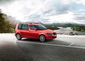 skoda roomster best of