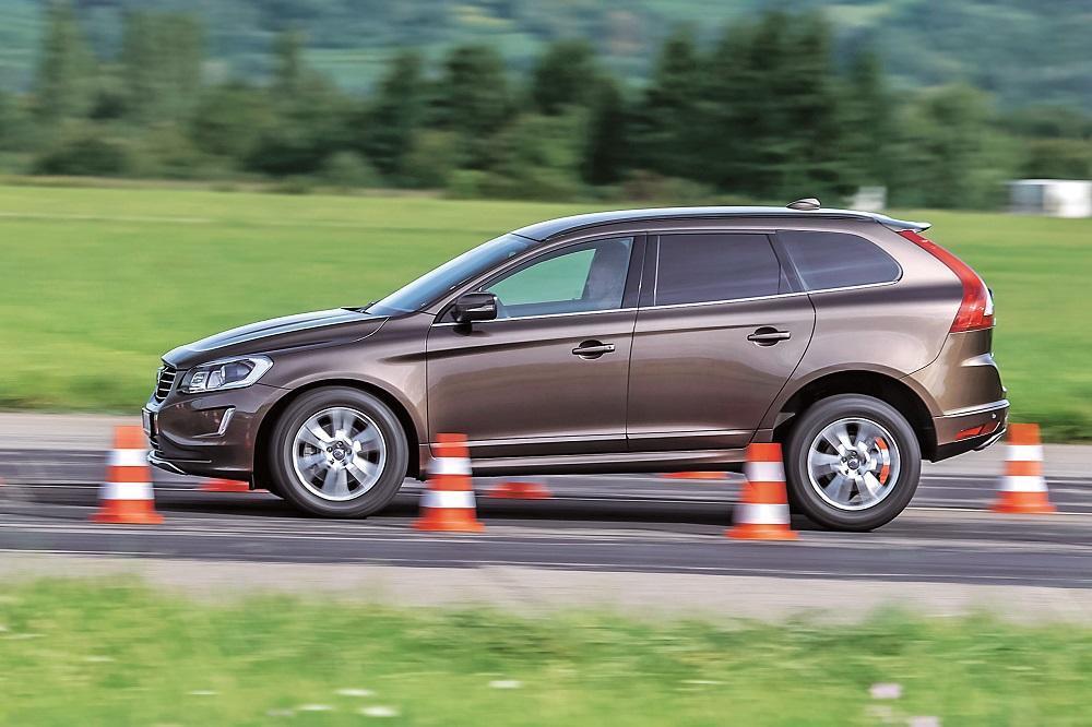 Bmw X3 Vs Volvo Xc60 Test Aufsteiger Fordert
