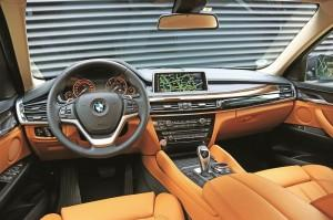 bmw x6 2015 cockpit test