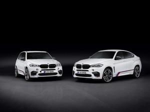 bmw x5 m x6 m performance parts 2015