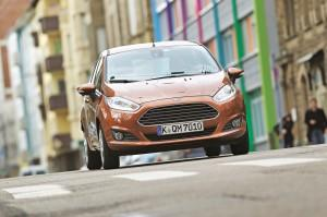 ford fiesta test 2015