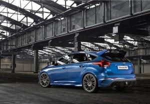 ford focus rs 2015 hinten