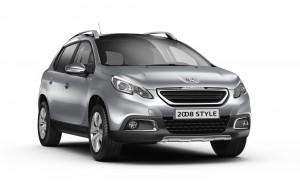 peugeot 2008 style 2015