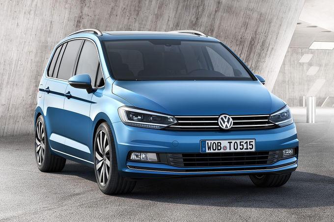 VW Touran 2015: Neuer Van in den Startlöchern - MeinAuto.de