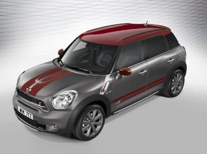 MINI Countryman Park Lane 2015