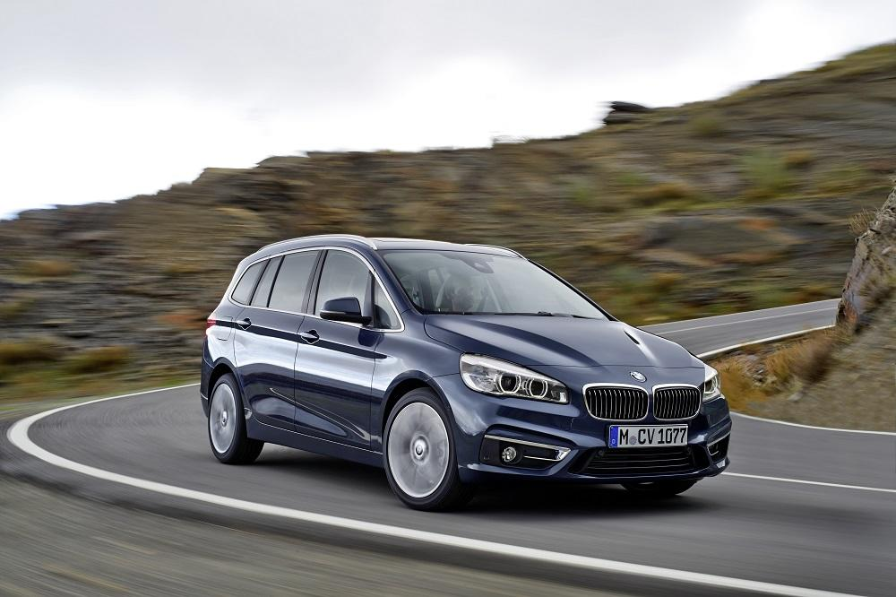 bmw 2er gran tourer test gro auf tour mit der familie. Black Bedroom Furniture Sets. Home Design Ideas