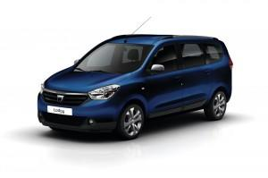 dacia lodgy celebration 2015