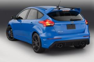ford focus rs 2016 hinten
